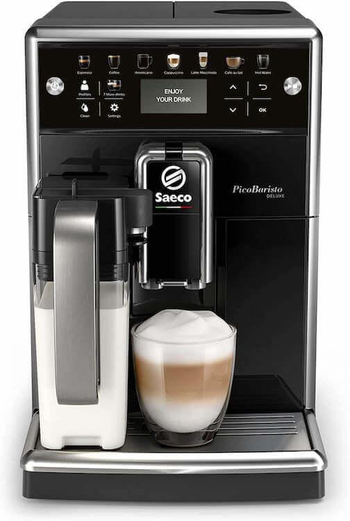 Cafetera Súper Automática
