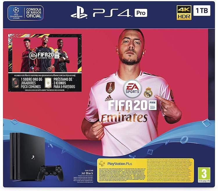 regalar PlayStation 4 (PS4) Amazon