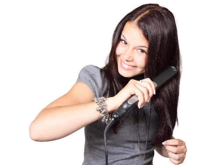 planchas que no estropean el pelo