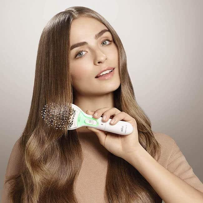 mejores cepillos de pelo de cerdas naturales de jabalí