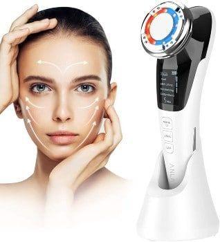 Mejores aparatos de radiofrecuencia facial